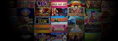gamingslots homepage