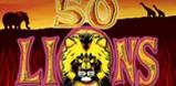 Cover art for 50 Lions slot