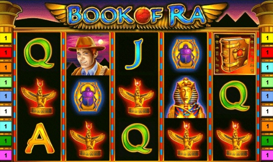 online casino slot book of ra slots