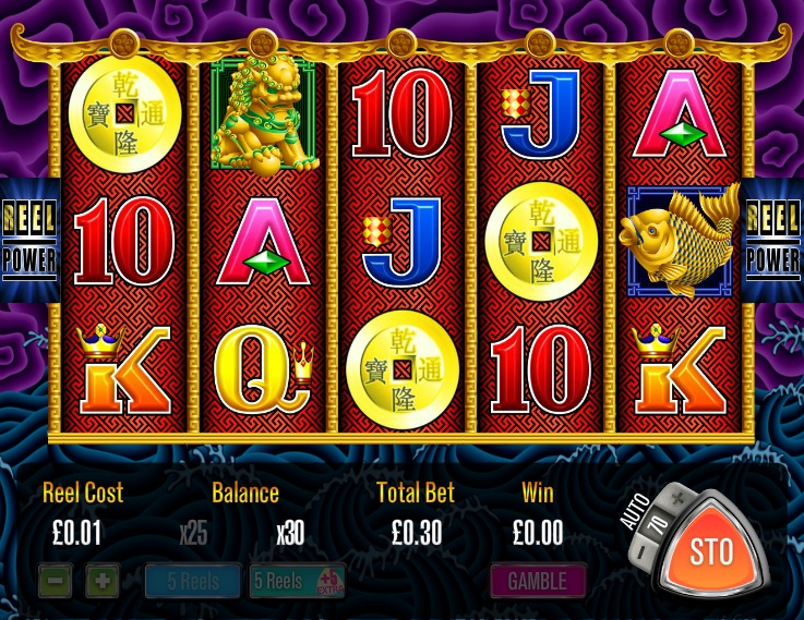 big win on 50 dragons slots free