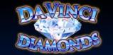 Cover art for Da Vinci Diamonds slot