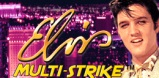Elvis multi-strike logo