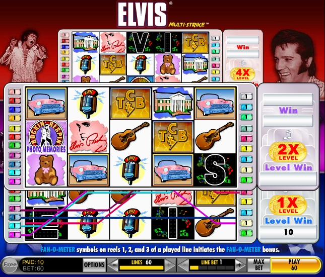 elvis slots online free