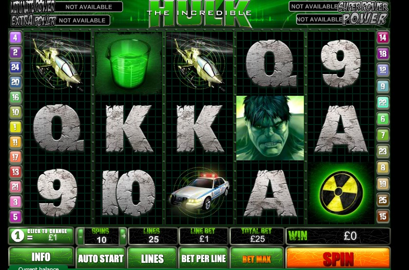 Iron Man 2 Slot Online - Play for Free Now
