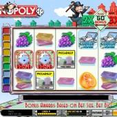 Monopoly Pass Go slot
