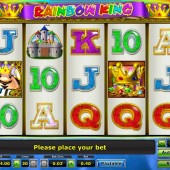 online casino neu rainbow king