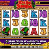 Rainbow Riches Win Big Shin Dig slot
