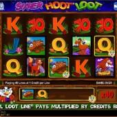 Super Hoot Loot slot