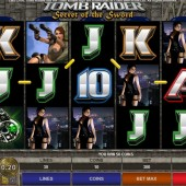 Tombraider secret of the sword