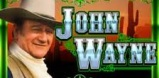 John Wayne slot logo