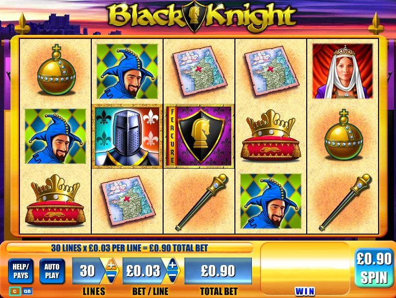 The 7th Reel of the Knight Slot - Play for Free Online