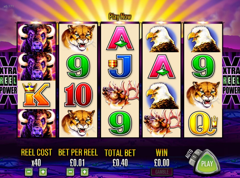 free casino slot games buffalo