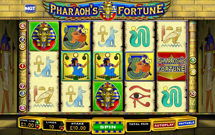 slot pharaoh