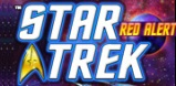 Cover art for Star Trek – Red Alert slot