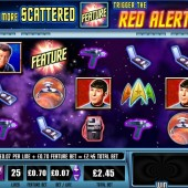 Star Trek Red Alert Slot Machine – Episode 1 by WMS Gaming