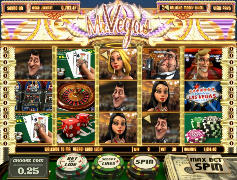 mr vegas slots 3d