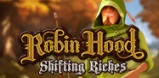 Robin Hood Shifting Riches logo