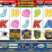 The Amazing Spider-man Revelations slot