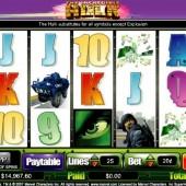 The Incredible Hulk - Ultimate revenge slot