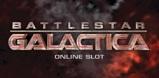Battlestar Galactica slot logo