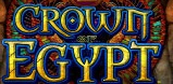 Crown of Egypt slot logo
