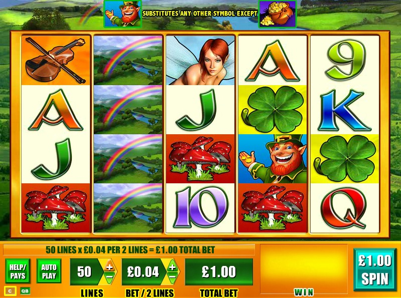 Lucky Leprechauns Online Slot Machine - Play for Free Here
