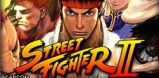 Street Fighter II slot logo