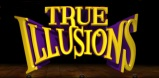 True Illusions slot logo