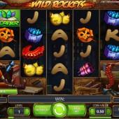 Wild Rockets slot