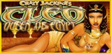 Cover art for Cleo: Queen of Egypt slot