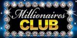 Millionaires club slot logo