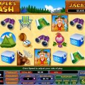 Camper's Cash slot