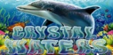 Crystal Waters slot logo
