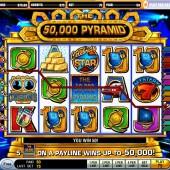 50000 Pyramid Slot