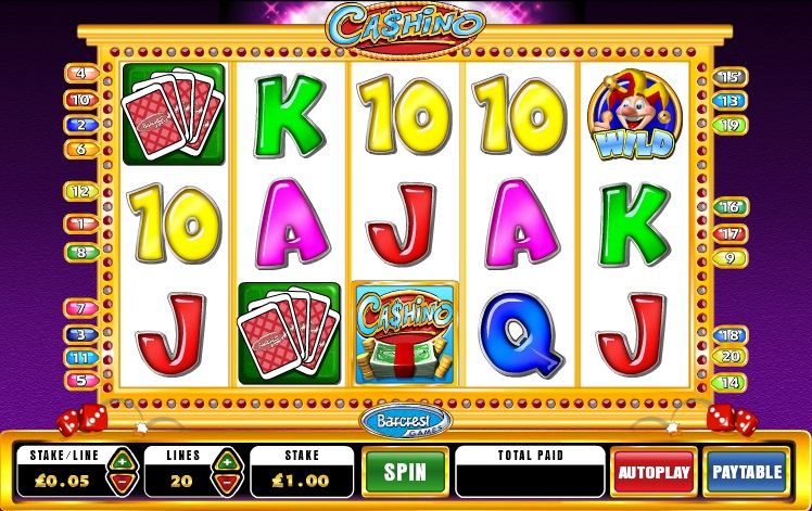 slots online casinos king of cards