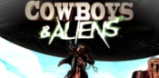 Cowboys & Aliens Slot Logo