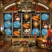 Miles Bellhouse & His Curious Time Machine Slot