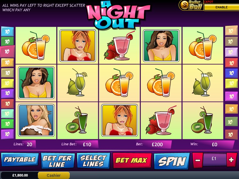 Explosive Cocktail Slot - Read the Review and Play for Free