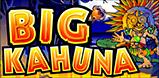 Cover art for Big Kahuna slot
