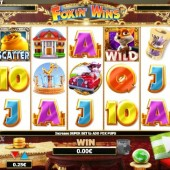 Foxin' Wins Slot
