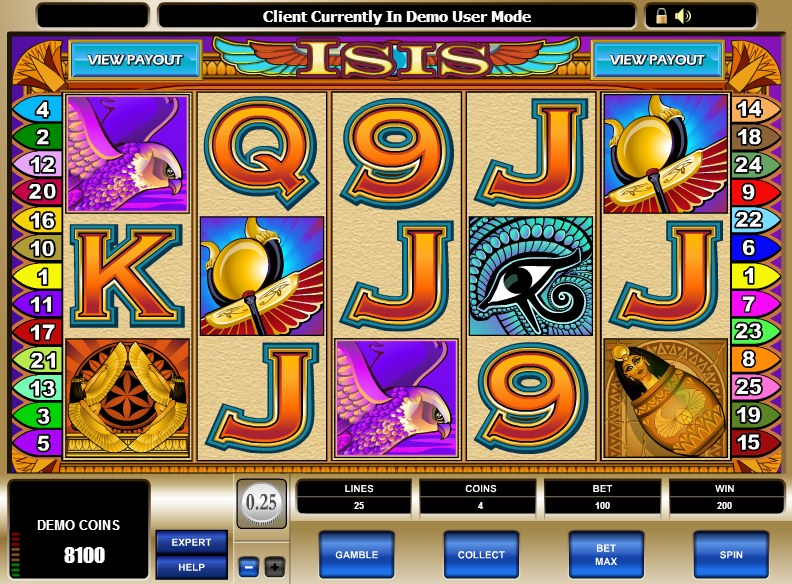 Egyptian Goddess Slot - Read the Review and Play for Free
