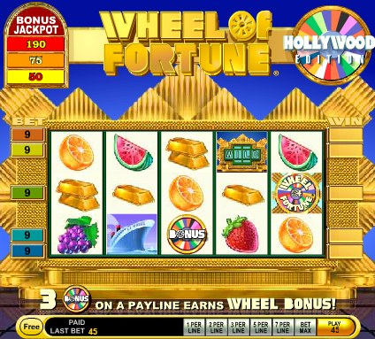 Wheel of Fortune: Hollywood Edition Slot Machine Online ᐈ IGT™ Casino Slots