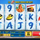 Play Baywatch online slots at Casino.com