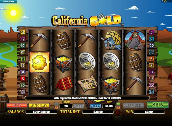 Black Gold Slots - A Taste of the Old Wild West