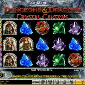 Dungeons & Dragons Crystal Caverns Slot - Play Now