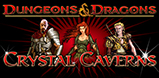 Dungeons and Dragons Crystal Caverns Logo