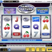 Family Fortunes Slot