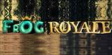 The Frog Royale Logo