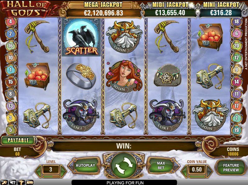 free slot play online hammer 2