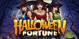Cover art for Halloween Fortune slot